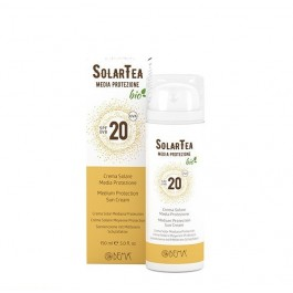 CREMA SOLAR MEDIA PROTECCIÓN SPF20 150 ml solar Tea