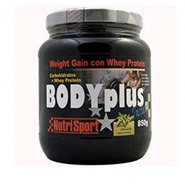 BODY PLUS sabor vainilla 850 g