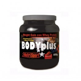 BODY PLUS sabor fresa 850 g