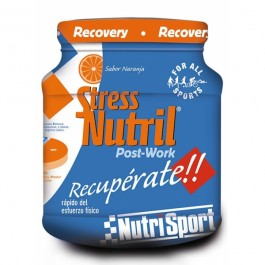 STRESS NUTRIL POST-WORK sabor naranja 800 g