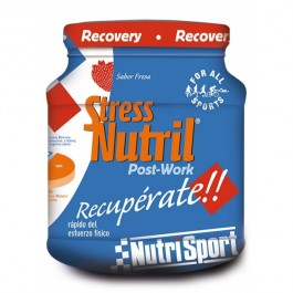 STRESS NUTRIL POST-WORK sabor fresa 800 g